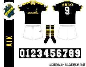 AIK 1995