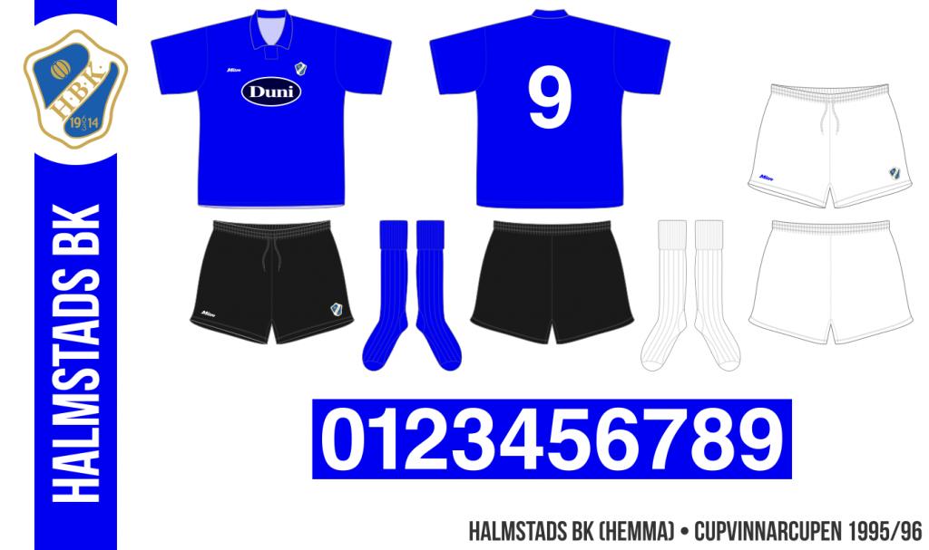 Halmstads BK 1995 (Cupvinnarcupen)