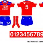 Helsingborgs IF 1994 (hemma)