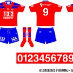 Helsingborgs IF 1994–1995 (hemma)