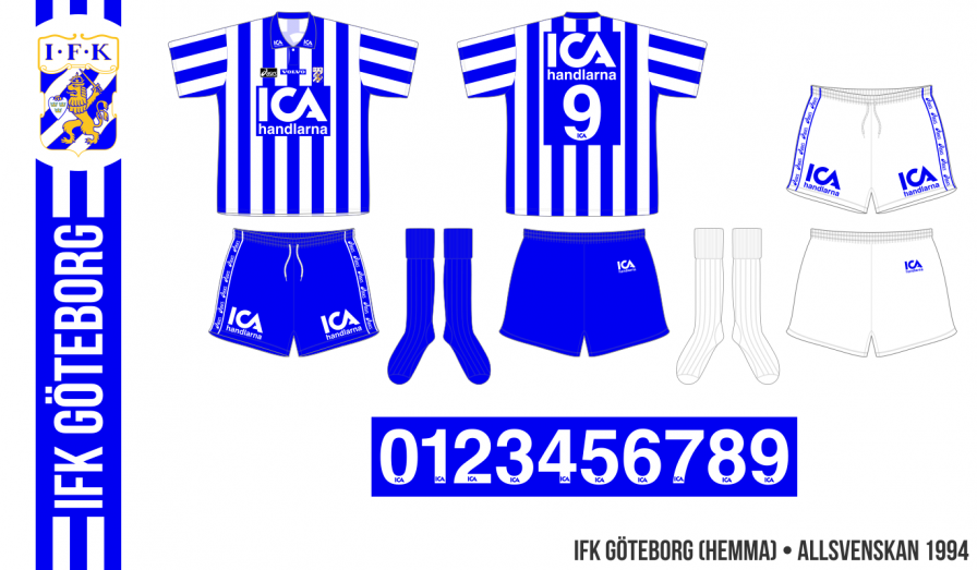 IFK Göteborg 1994 (hemma)