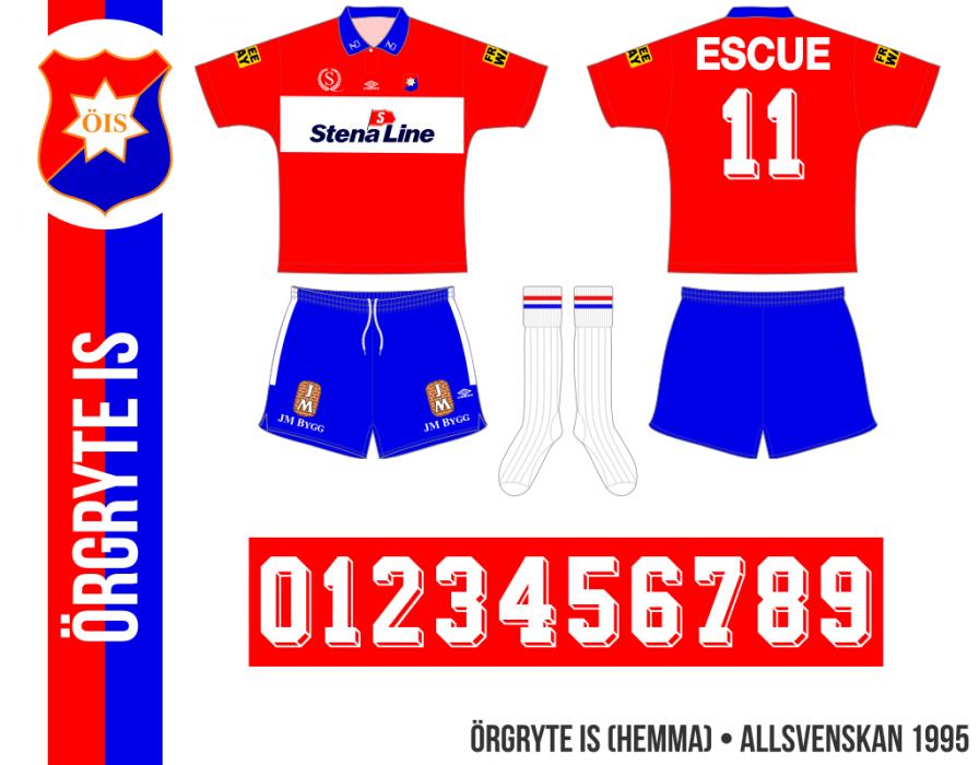 Örgryte IS 1995