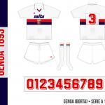 Genoa 1990/91 (borta)