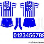 IFK Göteborg 1995 (hemma)