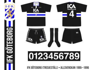 IFK Göteborg 1995–1996 (tredjeställ)