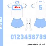 Napoli 1990/91 (borta)