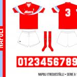 Napoli 1990/91 (tredjeställ)