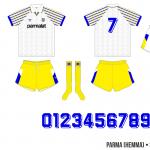 Parma 1990/91 (hemma)