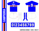 Sampdoria 1990/91