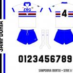 Sampdoria 1991/92 (borta)