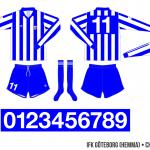 IFK Göteborg 1992/93 (Champions League, hemma)