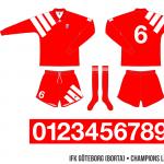 IFK Göteborg 1992/93 (Champions League, borta)