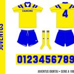 Juventus 1992–1994 (borta)