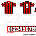 AC Milan 1992/93 (Champions League)