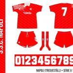 Napoli 1992/93 (tredjeställ)