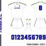 Parma 1992/93 (hemma)