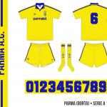 Parma 1992/93 (borta)