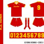 AS Roma 1991/92 (hemma)