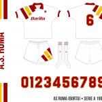 AS Roma 1992–1994 (borta)
