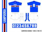 Sampdoria 1992/93