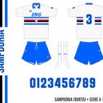 Sampdoria 1993/94 (borta)