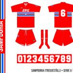 Sampdoria 1993/94 (tredjeställ)