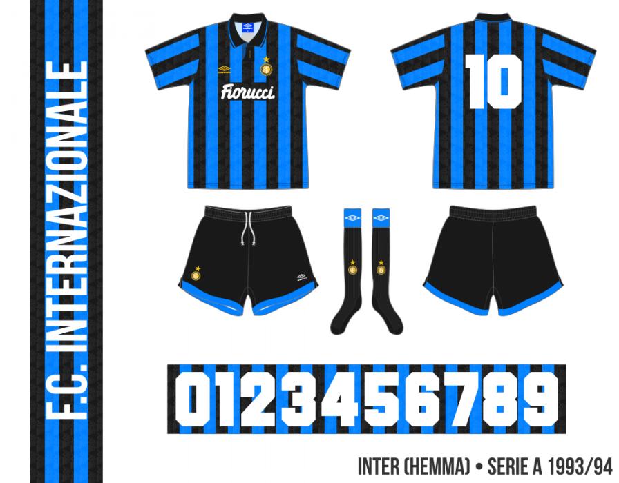 Inter 1993/94 (hemma)