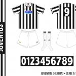 Juventus 1994/95 (hemma)