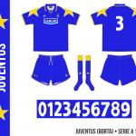 Juventus 1994/95 (borta)
