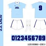 Lazio 1993/94 (hemma)