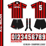 AC Milan 1994/95 (Champions League)