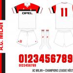 AC Milan (Champions League, hösten 1994)