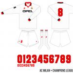 AC Milan (Champions League, våren 1995)