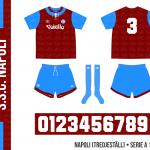 Napoli 1993/94 (tredjeställ)