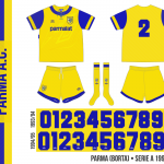 Parma 1993–1995 (borta)