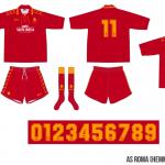 AS Roma 1994/95 (hemma)