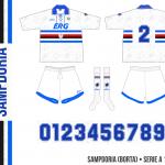 Sampdoria 1994/95 (borta)