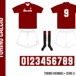 Torino 1992/93 (hemma)