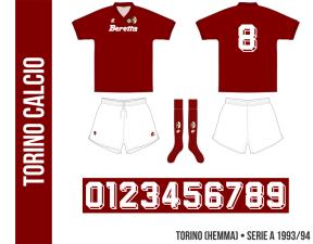 Torino 1993/94 (hemma)