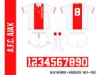 Ajax 1991–1993