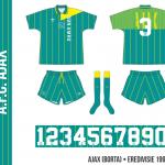 Ajax 1991–1993 (borta)