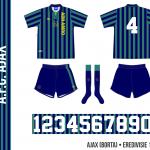 Ajax 1993/94 (borta)