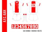 Ajax 1994/95