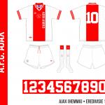 Ajax 1994/95 (hemma)