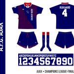 Ajax 1994/95 (Champions League-finalen)