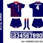 Ajax 1994/95 (Champions League-finalen)