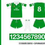 Feyenoord 1991/92 (Cupvinnarcupen, borta)