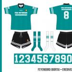 Feyenoord 1995/96 (borta)