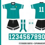 Feyenoord 1995/96 (Cupvinnarcupen, borta)