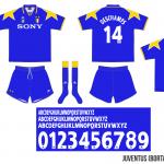 Juventus 1995/96 (borta)